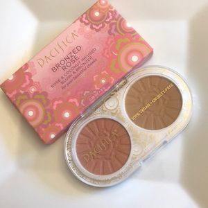 🆕PACIFICA Bronzed Rose Blush & Bronzer